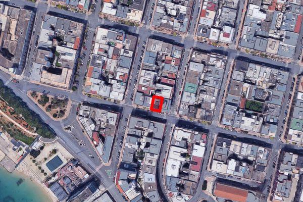 Immagine n0 - Planimetria - Vista aerea - Asta 1438