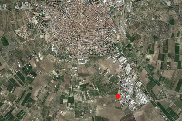 Immagine n0 - Planimetry - Aerial view - Asta 1454