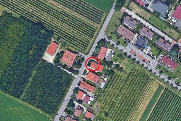 Immagine n0 - Planimetria - Vista aerea - Asta 1457