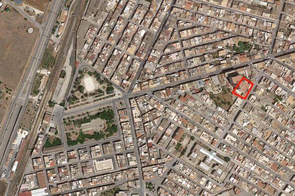 Immagine n0 - Planimetria - Vista aerea - Asta 1499
