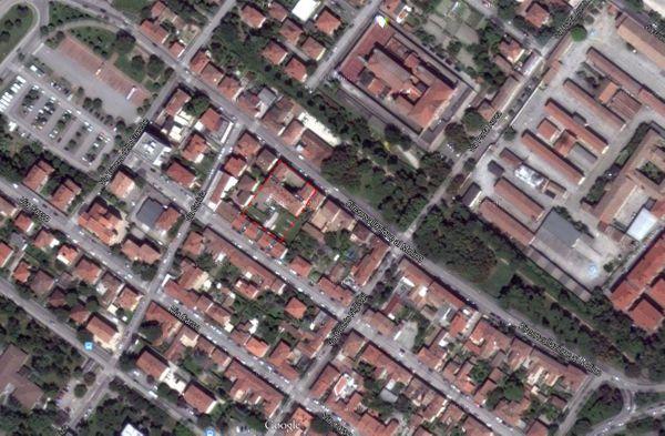 Immagine n0 - Planimetria - Vista aerea - Asta 151