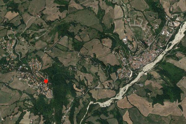 Immagine n0 - Planimetry - Aerial view - Asta 1512