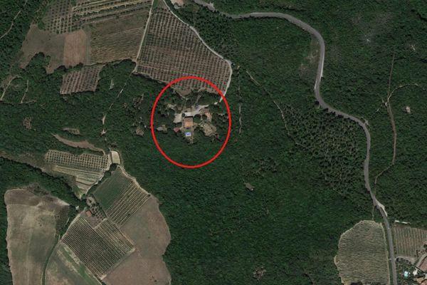 Immagine n1 - Planimetry - Aerial view - Asta 1531