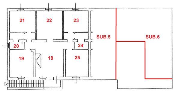 Immagine n7 - Planimetry - Sub. 7 P.1. - Asta 1531