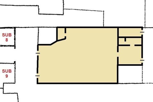 Immagine n0 - Planimetria - Piano terra - Asta 1538
