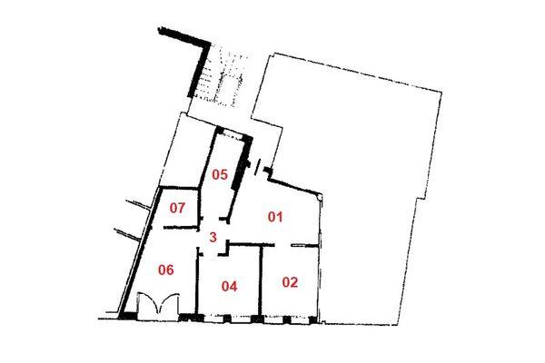 Immagine n0 - Planimetria - Piano primo - Asta 1539