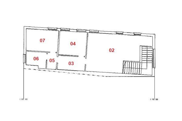 Immagine n0 - Planimetria - Piano primo - Asta 1542