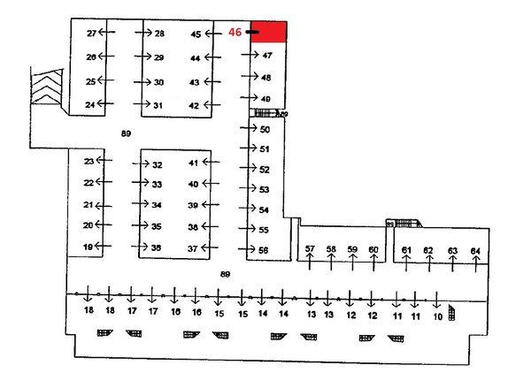 Immagine n0 - Planimetria - Piano interrato - Asta 1579