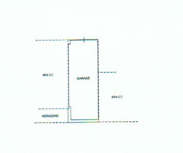 Immagine n1 - Planimetria - Pianta sub 76 - Asta 162