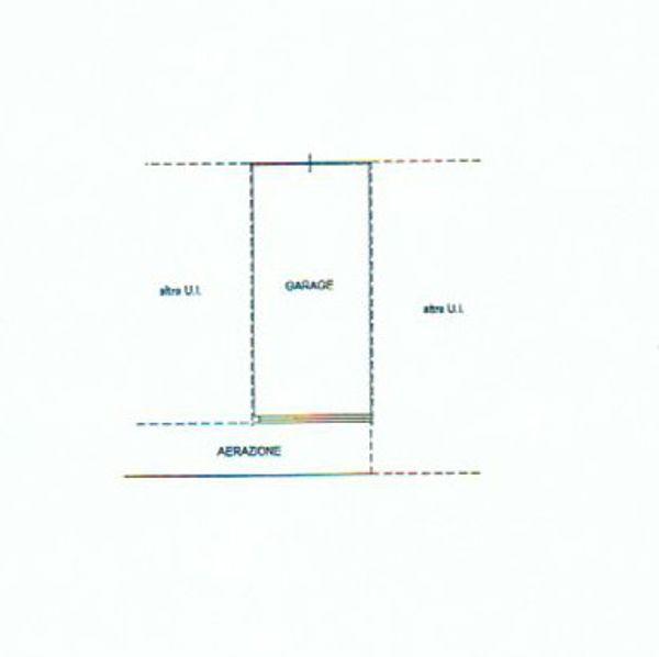 Immagine n1 - Planimetria - Pianta sub 77 - Asta 163