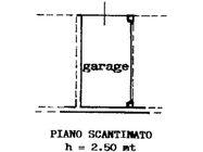 Immagine n1 - Garage (sub 48) in condominio Olimpia - Asta 1636