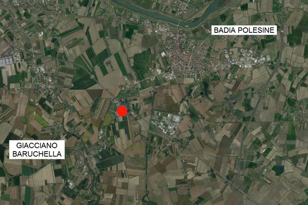 Immagine n0 - Planimetria - Vista aerea - Asta 1646