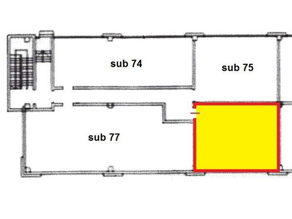 Immagine n1 - Planimetria - Piano primo - Asta 1650