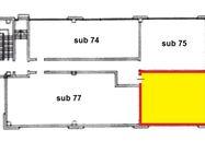 Immagine n3 - Ufficio (sub 76) al piano primo di centro commerciale - Asta 1650