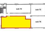 Immagine n3 - Ufficio (sub 77) al piano primo di centro commerciale - Asta 1651