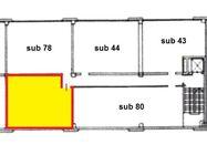 Immagine n3 - Ufficio (sub 79) al piano primo di centro commerciale - Asta 1653
