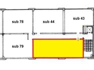 Immagine n2 - Ufficio (sub 80) al piano primo di centro commerciale - Asta 1654