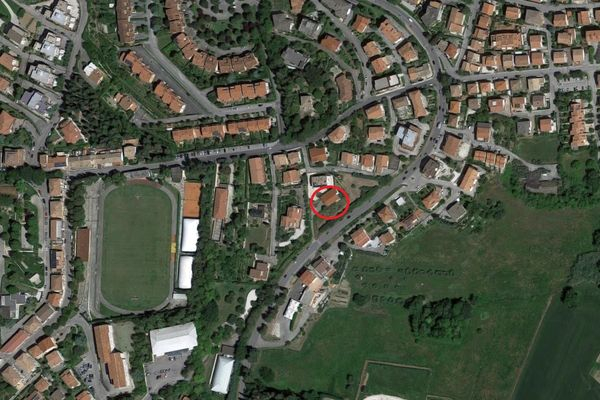 Immagine n0 - Planimetria - Vista aerea - Asta 1674