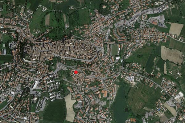 Immagine n0 - Planimetria - Vista aerea - Asta 1680