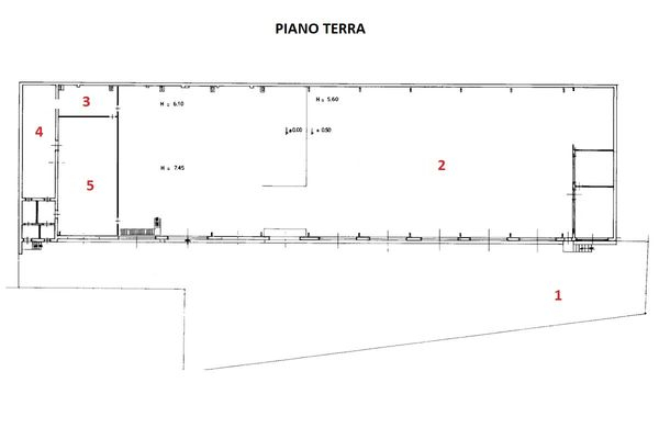 Immagine n0 - Planimetria - Planimetria Virtual Tour - Asta 1697