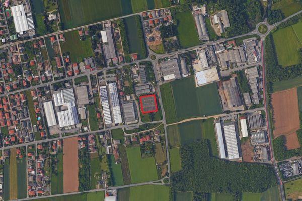 Immagine n0 - Planimetria - Vista aerea - Asta 1710