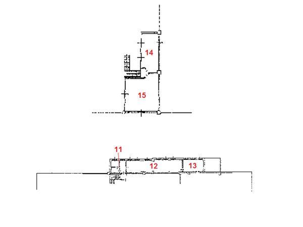 Immagine n4 - Planimetria - Piano primo - Asta 1710