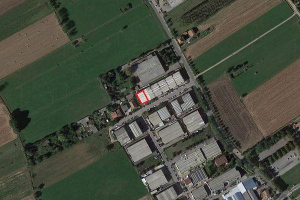 Immagine n0 - Planimetria - Vista aerea - Asta 1711