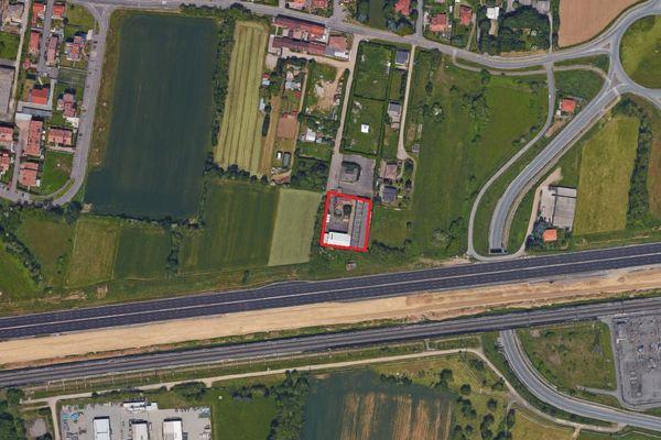 Immagine n0 - Planimetria - Vista aerea - Asta 1712