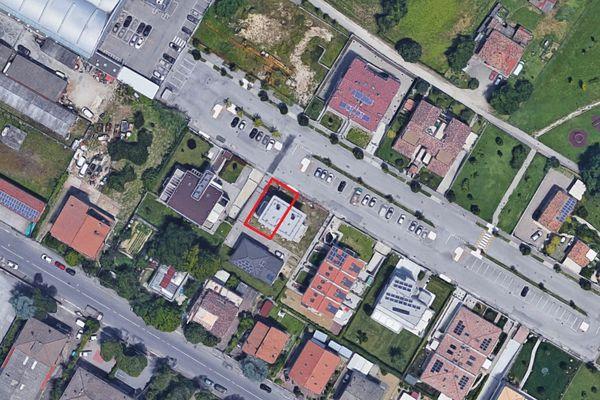Immagine n0 - Planimetria - Vista aerea - Asta 1743