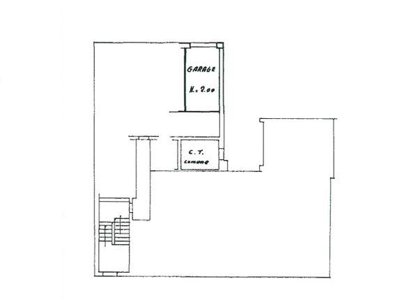 Immagine n2 - Planimetria - Piano terra - Asta 1747
