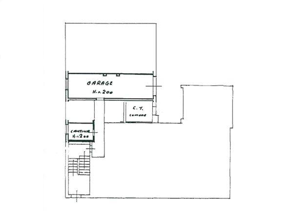 Immagine n0 - Planimetria - Piano terra - Asta 1749