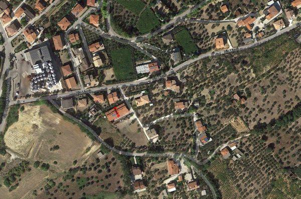 Immagine n0 - Planimetria - Vista aerea - Asta 175