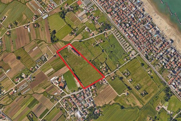 Immagine n0 - Planimetria - Vista aerea - Asta 1754