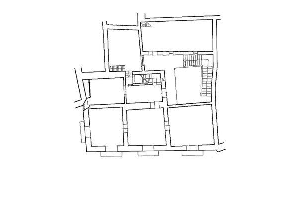 Immagine n0 - Planimetria - Piano Primo - Asta 1756