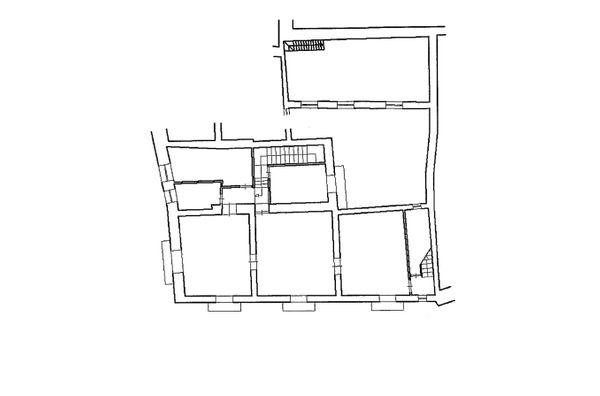 Immagine n3 - Planimetria - Piano Secondo - Asta 1756