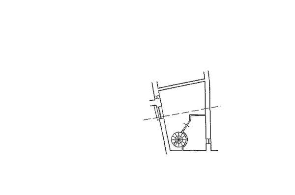 Immagine n0 - Planimetria - Piano secondo - Asta 1757
