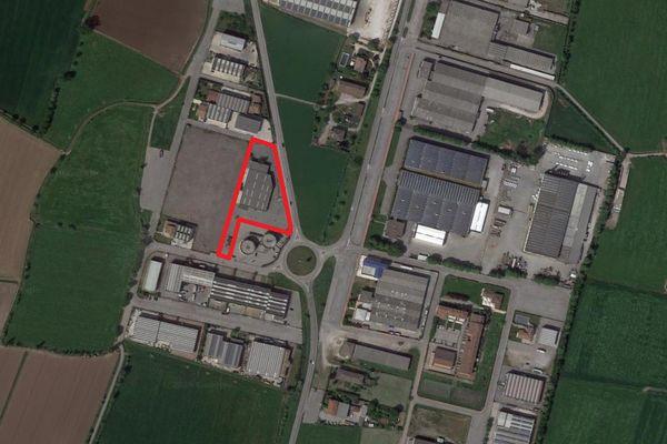 Immagine n0 - Planimetria - Vista aerea - Asta 1759