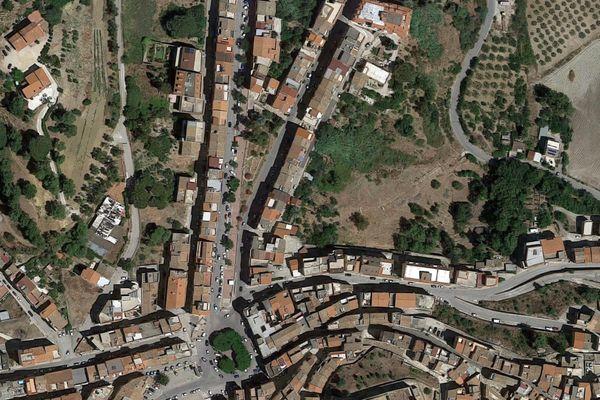 Immagine n0 - Planimetria - Vista aerea - Asta 1761