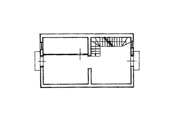Immagine n0 - Planimetria - Abitazione P1 - Asta 1761