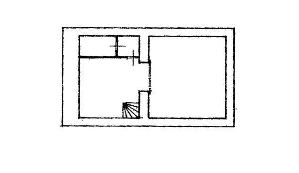 Immagine n0 - Planimetria - Magazzino P1 - Asta 1761