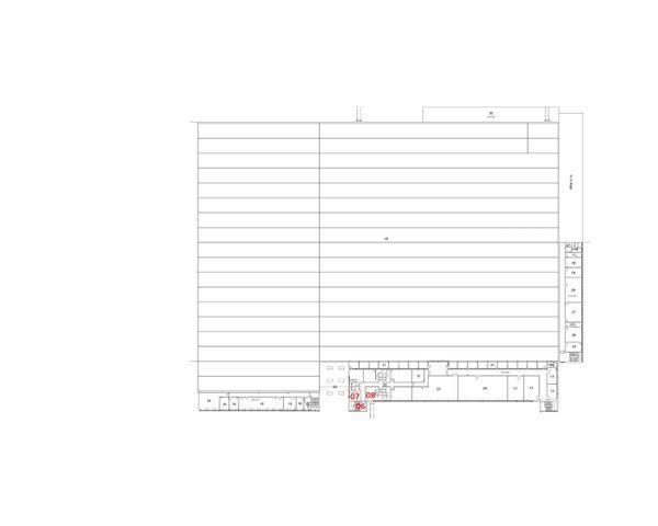 Immagine n2 - Planimetria - Piano primo - Asta 1780