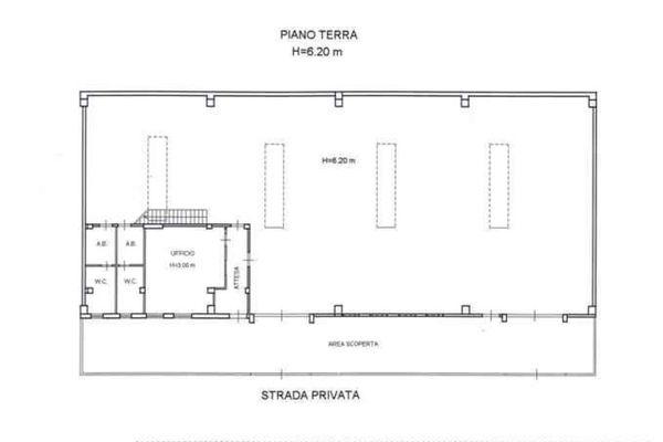 Immagine n0 - Planimetria - Piano terra - Asta 1845