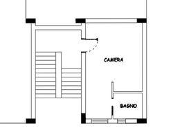 Appartamento al piano secondo (sub 10)