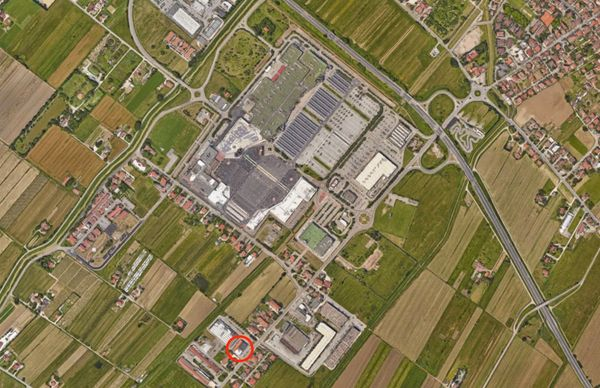 Immagine n0 - Planimetry - Aerial view - Asta 2020