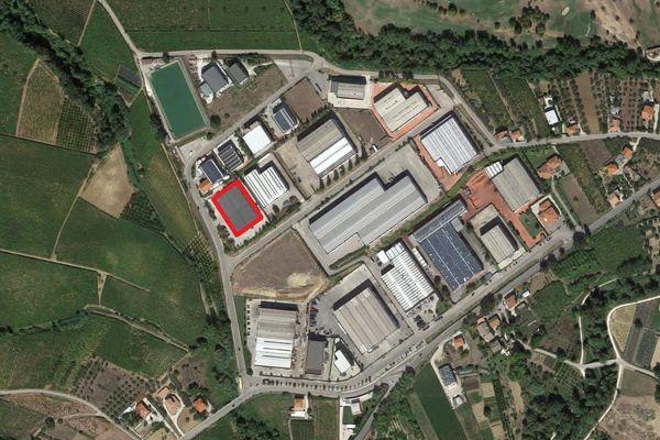 Immagine n0 - Planimetria - Vista aerea - Asta 2027