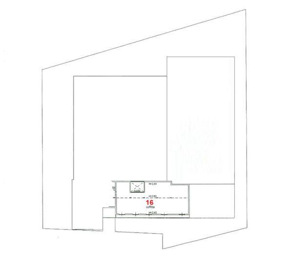 Immagine n0 - Planimetria - Piano secondo - Asta 2029