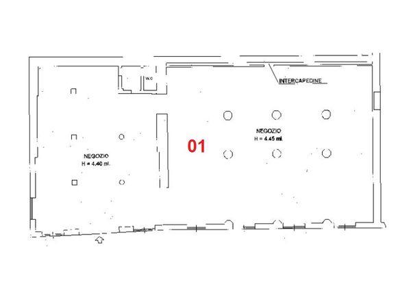 Immagine n0 - Planimetria - Piano terra - Asta 2030