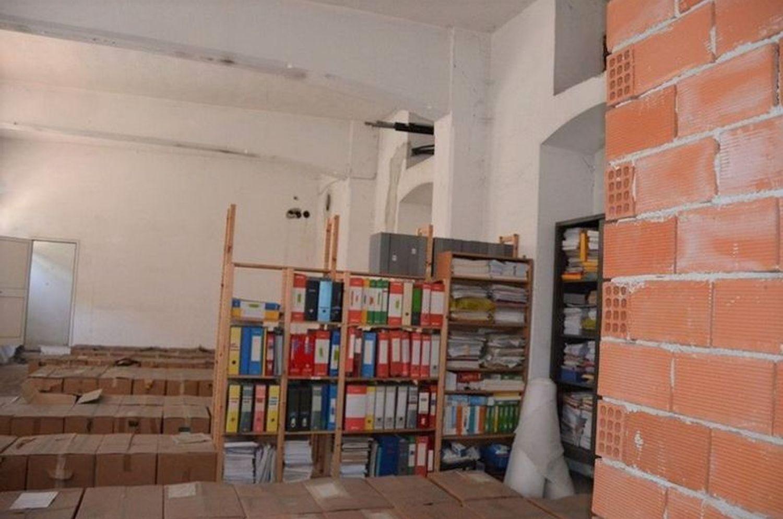 #2033 Negozio grezzo (subalterno 65) al piano terra in vendita - foto 2