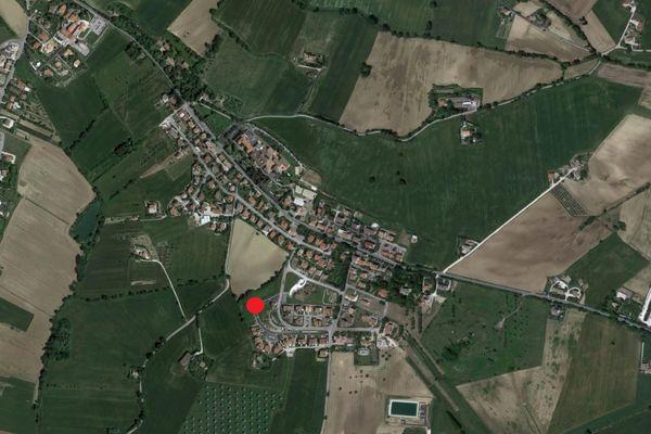 Immagine n0 - Planimetria - Vista aerea - Asta 2044