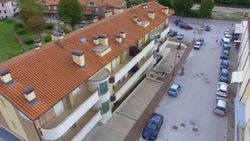 Appartamento con soffitta (sub 36) e garage